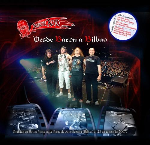 BARÓN ROJO  – IV Live For Madness Metal Fest – CICLONAUTAS