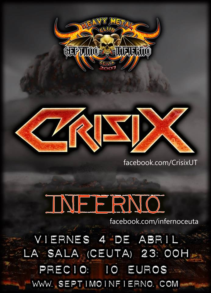 NOCTEM – CRISIX+INFERNO – LAW MAKER+DAWN PATROL