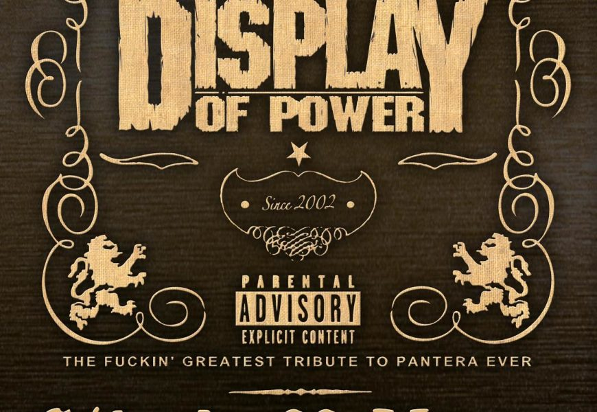 LORDS OF ALTAMONT(USA) – DISPLAY OF POWER – DEATHWALKING