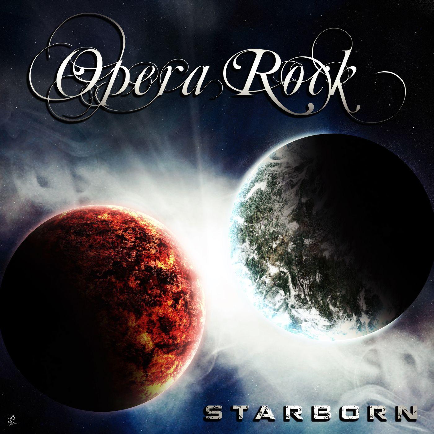 OPERA ROCK (ITA) – Starborn, 2013
