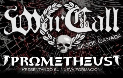 WARCALL (CAN) – STAINED BLOOD – BILBAO ABLAZE FEST