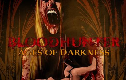 BLOODHUNTER presentan Age of darkness
