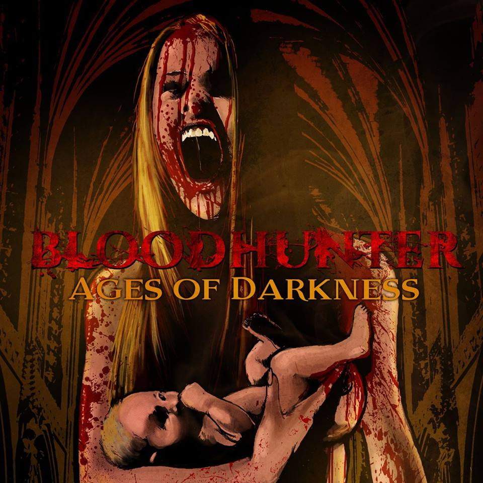 BLOODHUNTER – Ages of darkness, 2014