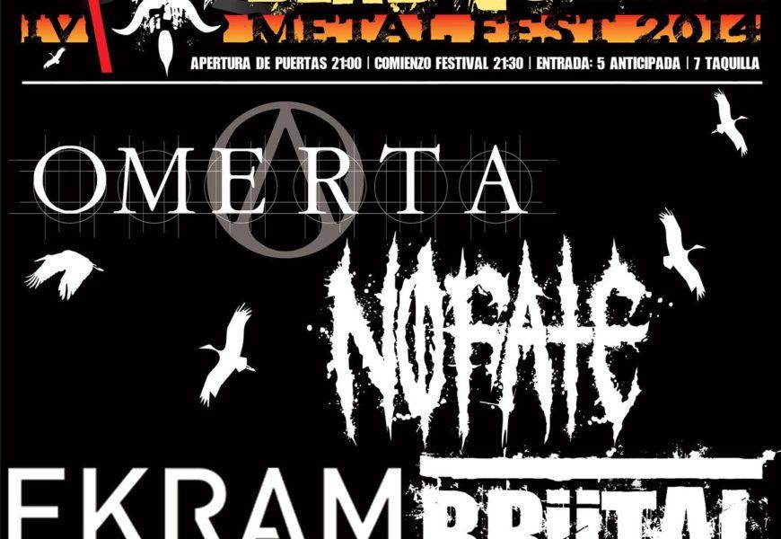 Dead Quijote Metal Fest 2014 – Alcalá de Henares – 05/04/14