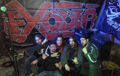EXODIA – Entrevista – 28/03/14