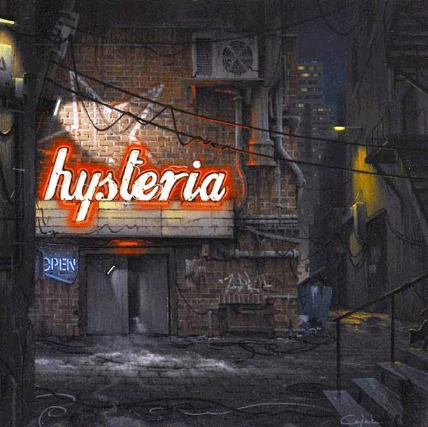 HYSTERIA – Hysteria, 2014