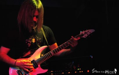 D460 – KARMIK REVENGE – A BLACKENED SIGHT – Madrid – 01/03/14