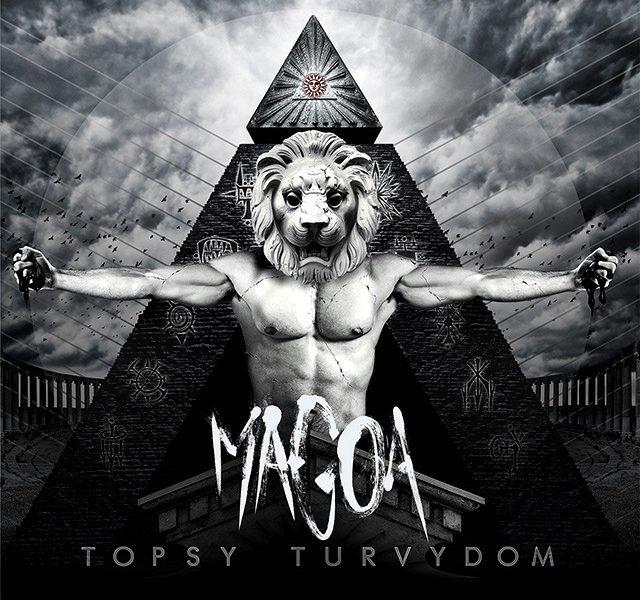 MAGOA (FRA) – THE BREW (GBR) – HARDCORE ANAL HYDROGEN (FRA)