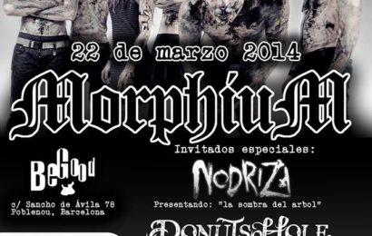 HARDREAMS – +Q Rock festival – MORPHIUM