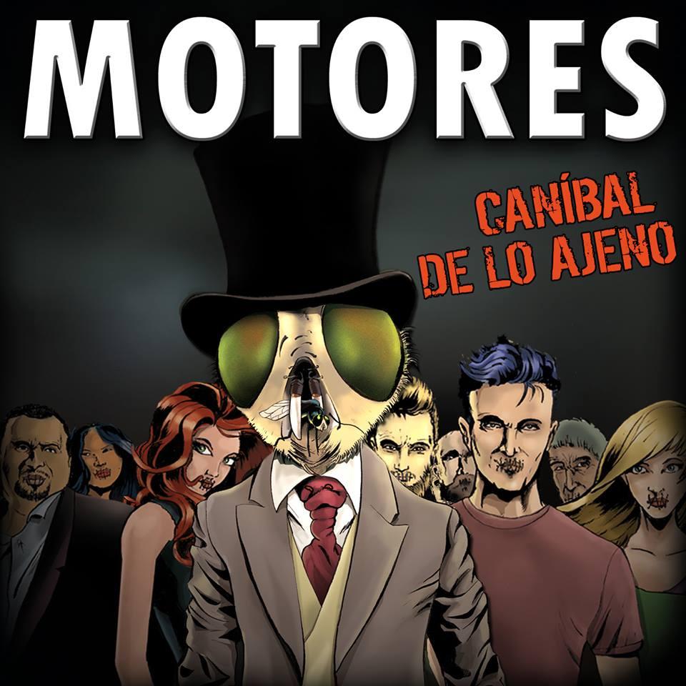 MOTORES – Caníbal de lo ajeno, 2014