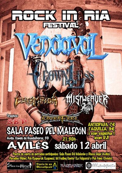 Nueva edición del festival Rock In Ria