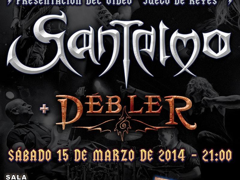 V Jaen Metal – SANTELMO – Brutal Pagan Tour