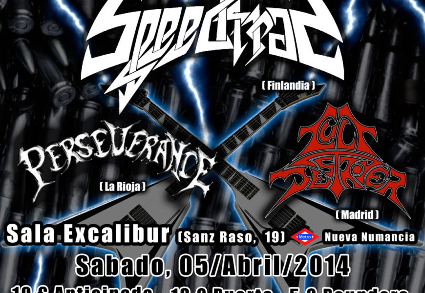 THIS THING CALLED LIFE – Screaming for Metal Fest – ONE DAY REVOLUTION