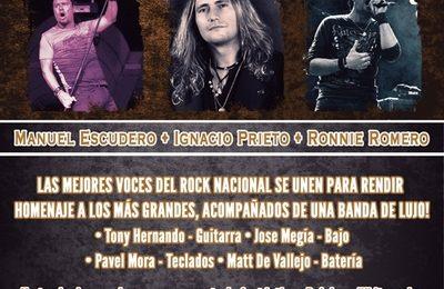Voces del Rock Fest – PHOBOS PREACHER – Con Fuerza Heavy Radio