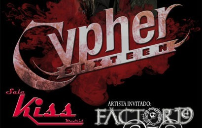 ACIDPROYECT – Pax Julia Metal Fest IV – CYPHER16 (ENG)