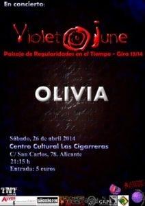Violet June