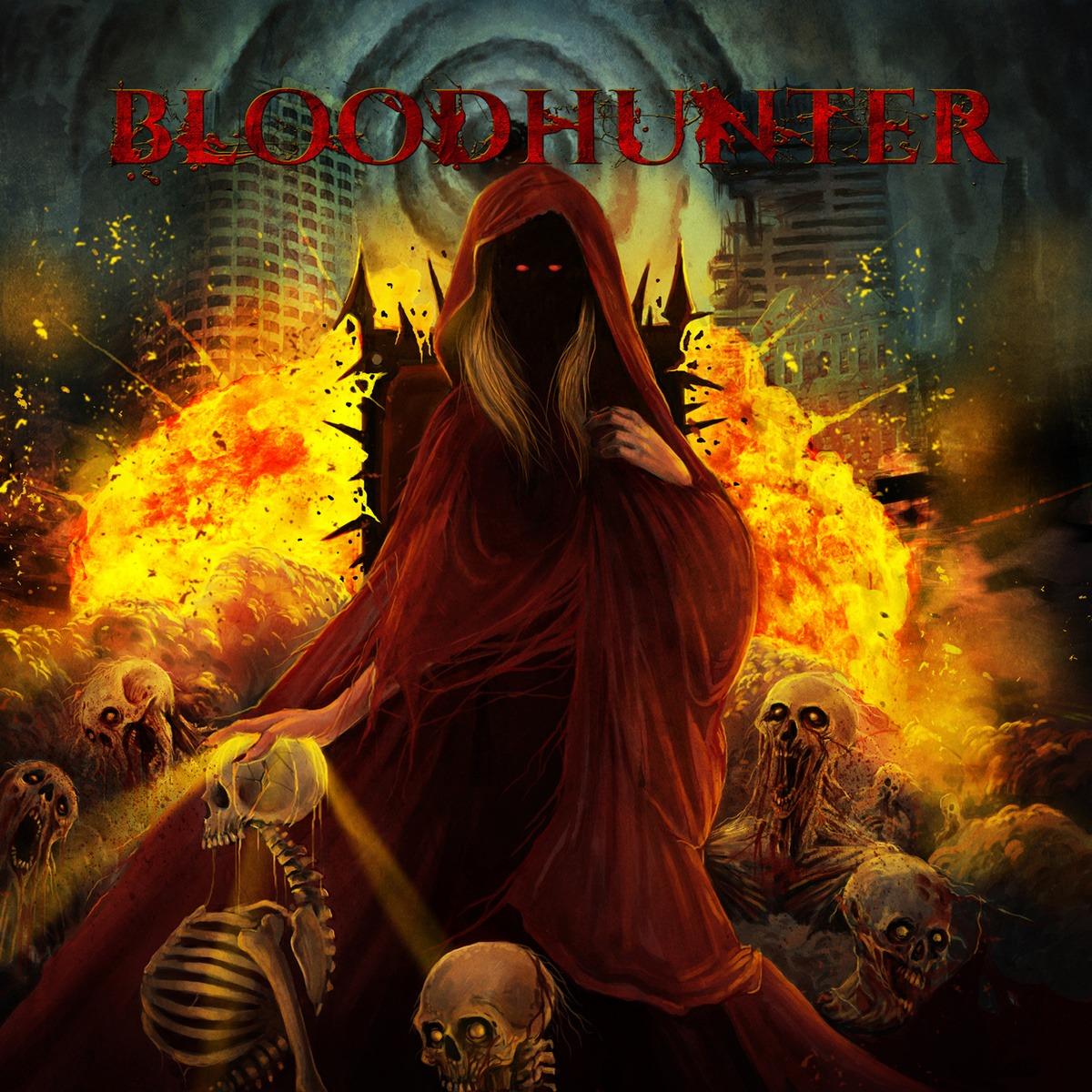 BLOODHUNTER – Bloodhunter, 2014
