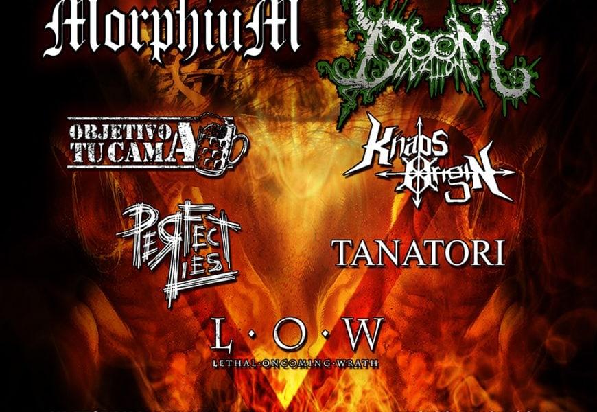 Devil Fest 2014 – Diario de un Metalhead – TEKSUO