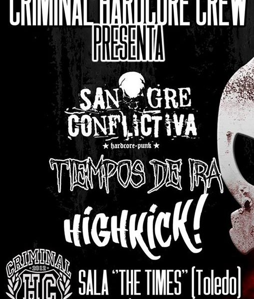 HIGHKICK – Diario de un Metalhead – ASHES TO ASHES (ITA)