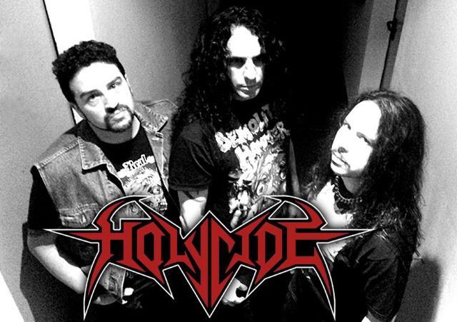HOLYCIDE – La puerta de la noche – CRITTER + HIGHKICK! + FACE YOUR ENEMY (ITA)