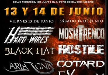Metalcry Summer Fest 2014 – Diario de un Metalhead – HYDE XXI