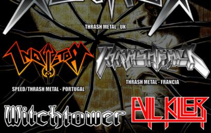 V Metalmería Fest – SAWTHIS (ITA) – KILMARA