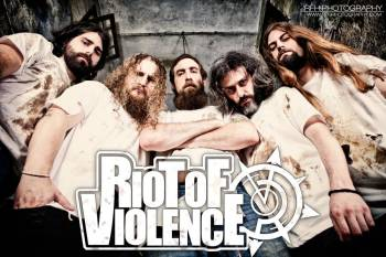 RIOT OF VIOLENCE – NEGURA BUNGET – The darkness enthroned festival