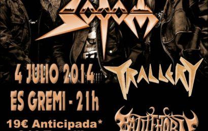 Bromance Tour 2014 – SHADOWS THEORY – SODOM (GER)
