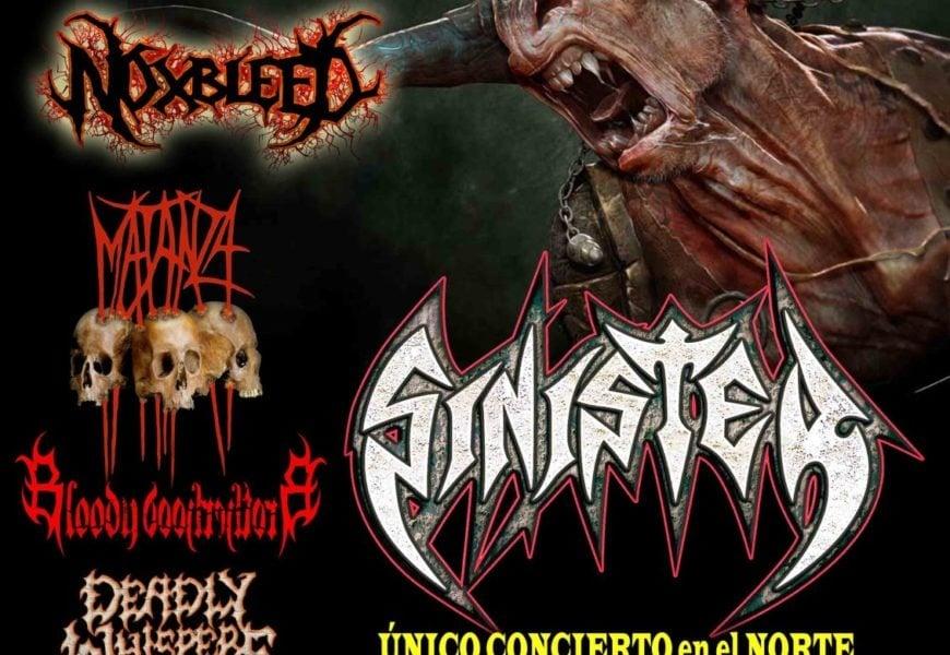 V Euskal Metal Fest – THE THIRD GRADE – BARBARIAN PROPHECIES