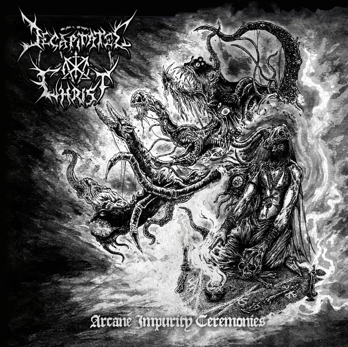 DECAPITATED CHRIST – Arcane impurity ceremonies, 2014