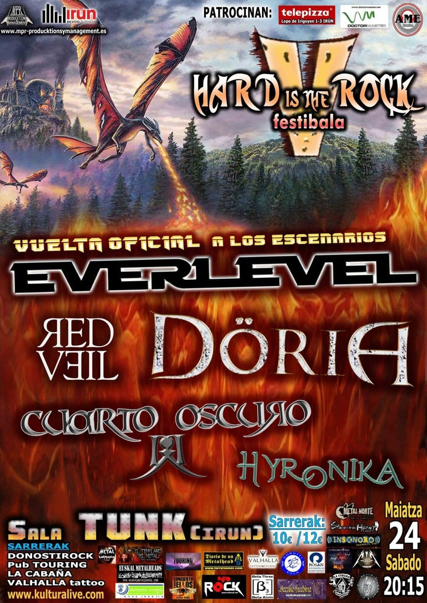 EMBOQUE – V Hard is the rock fest – AXXION (CAN)