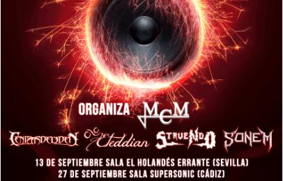 Heavy Noise on Tour – SEZ-NAUS – CALIBRE ZERO