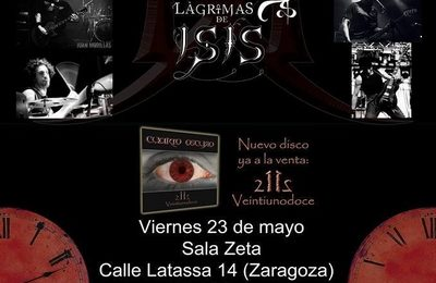 CUARTO OSCURO – 13 LEFT TO DIE – Fan Metal Show
