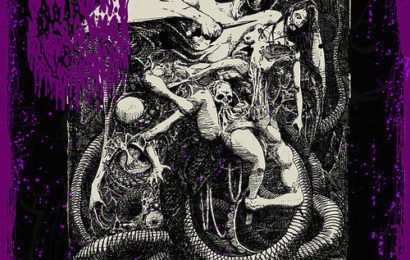 DEATH VOMIT (CHL)  – Gutted by horrors, 2014