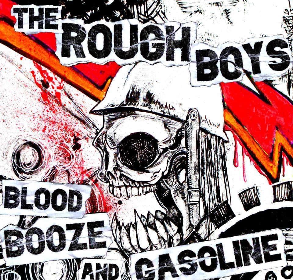 Comerock – THE ROUGH BOYS (CAN) – Diario de un Metalhead