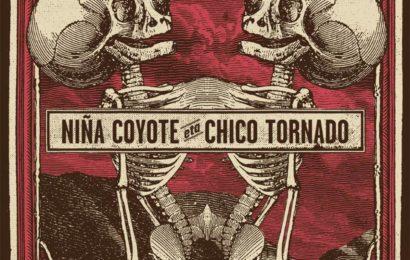 NIÑA COYOTE eta CHICO TORNADO – s/t, 2014