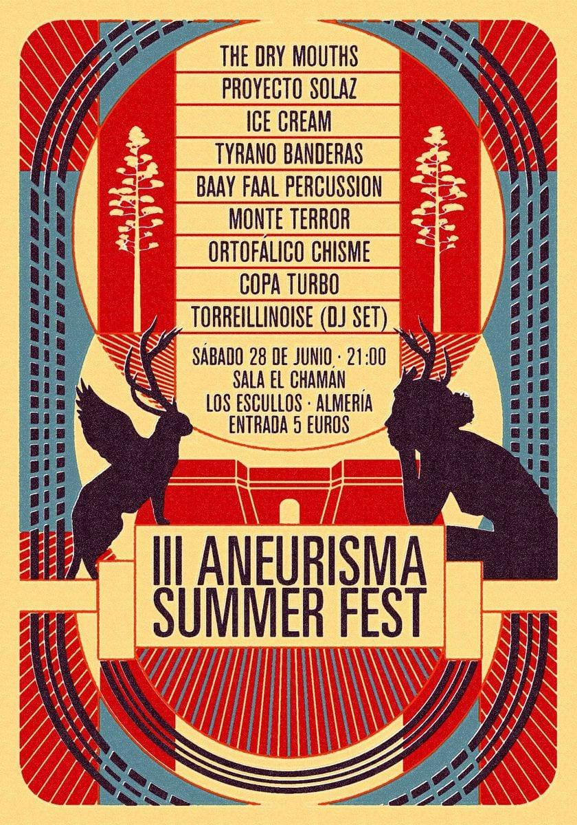 CELSIUS – Aneurisma Summer Fest – Rock'Antena Roll