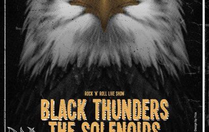 BLACK THUNDERS – EOSPHORUS (SWE) – BOLU2DEATH