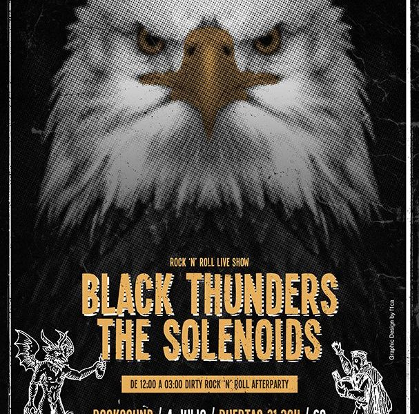 BLACK THUNDERS – EOSPHORUS (SWE) – BOLU2DEATH