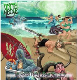 DEATH ABOVE – La puerta de la noche – TETE NOVOA