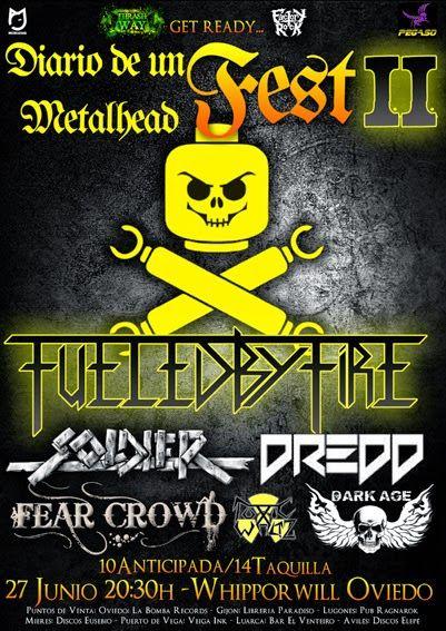 Diario de un Metalhead Fest 2