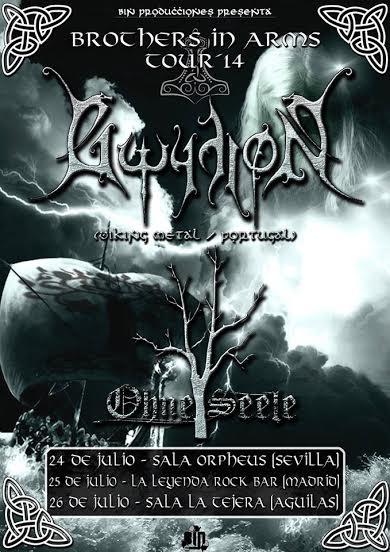 NYCTOPHOBIA – Diario de un Metalhead – GWYDION (PRT)