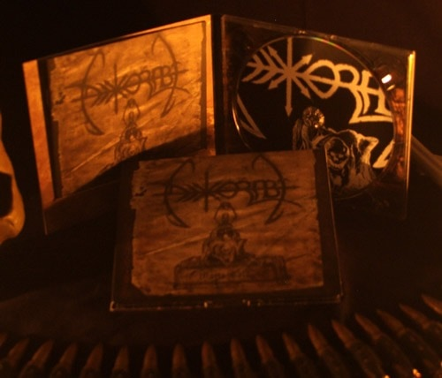 INEXORABLE (DEU) – Fan Metal Show – HELLCRAWLER (SVN)/WÖLFE (AUS)