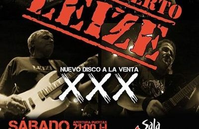 LEIZE – JOLLY JOKER – Con Fuerza Heavy