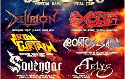 On Fire Metal Fest 2014