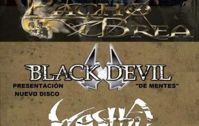 WESTHIA + PACHO BREA+BLACK DEVIL – Avilés – 31/05/2014