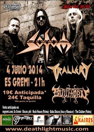 Diario de un Metalhead – Fiesta del Metal X – TRALLERY