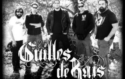 GUILLES DE RAIS – LETHAL VICE – DEATH VOMIT (CHL)
