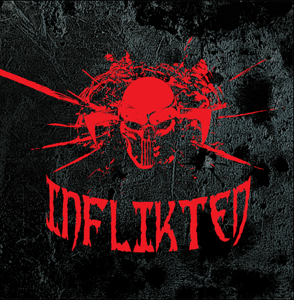 INFLIKTED (SWE) – Inflikted, 2014