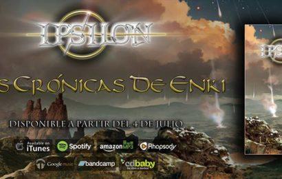 IPSILON – SPACE OCTOPUS – La Puerta de la Noche